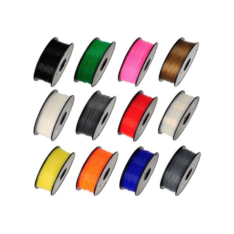 1KG ABS/PLA/HIPS 1.75mm/3mm Rod Rubber Ribbon Consumables Material Refills for MakerBot/RepRap/UP/Mendel 3D Printer Filaments high quality 3d printer filament pla 1 75 3mm 1kg plastic rubber consumables material for 3d printing makerbot reprap up mendel