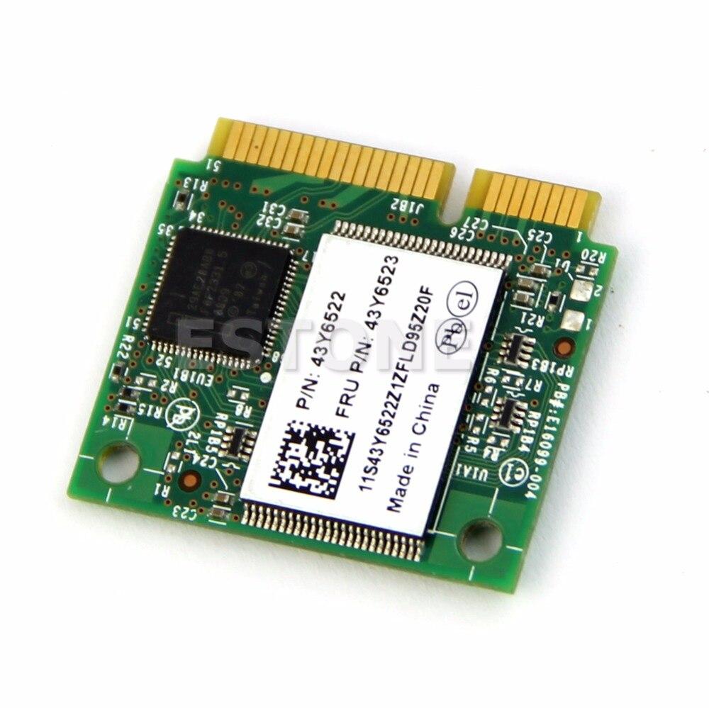 Networking Computer & Büro Heißer Verkauf 2 Gb 43y6523 T400 T61p Intel Pci-e Laptop Turbo Memory Karte Für Thinkpad Zur Verbesserung Der Durchblutung