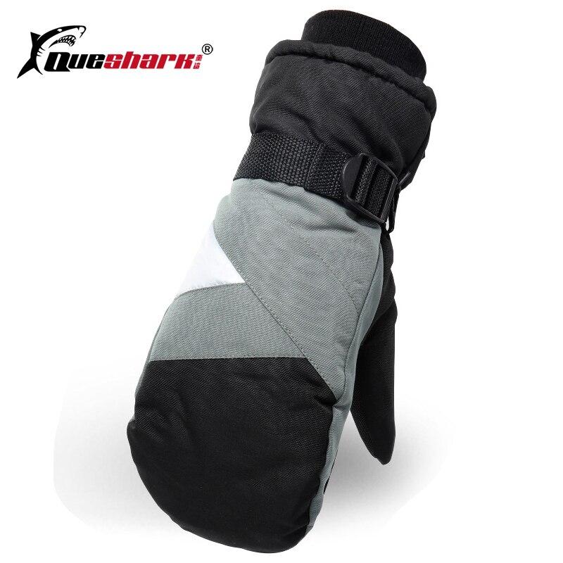 Waterproof Thermal Women Men Snowboard Ski Gloves Snowmobile Motorcycle Outdoor