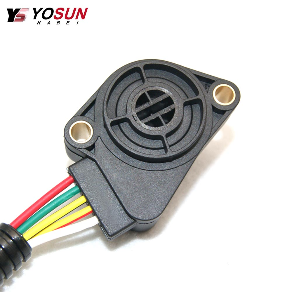 Throttle Position Sensor 20504685 For Volvo Truck 3171530 Mazda Wiring 1063332 5 Wires Black In From Automobiles Motorcycles On