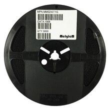 MCIGICM MM5Z43VT1G Zener Diode 43V 200mW Surface Mount SOD-523 MM5Z43V