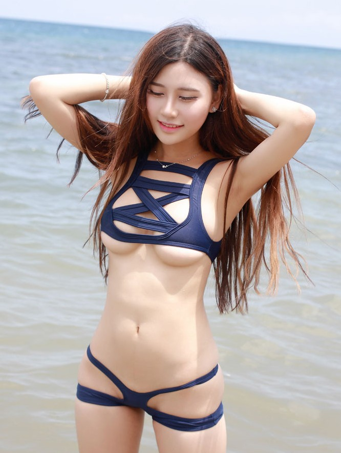 Hot bikini girls wallpapers asian for android