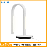 Xiaomi Mijia PHILIPS Night Light Eyecare Smart Table Lamp2 4 Lighting Scenes App Smart Control Light xiaomi Desk Light