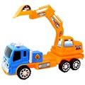 Feliz de la cereza niños niños colorido excavadora bulldozer excavadora tractor camión vehículo de juguete cars toys para niños bebés niñas