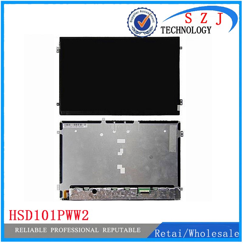 New 10.1'' inch for Asus Eee Pad Transformer TF201 LCD Screen Display Replacement HSD101PWW2 LCD Free Shipping 5pcs black mini round 3 pin spdt on off rocker switch snap in s018y high quality