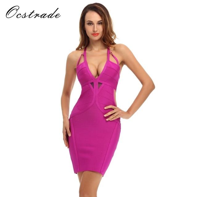Asombroso Sexy Vestidos De Cóctel De Color Púrpura Bandera - Ideas ...