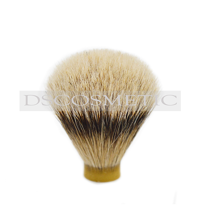 SilverTip finest Badger hair Men Shaving Brush Knot beard brush head size23/65