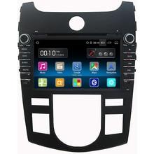 цена на 2G RAM Android 5.1 Car DVD Player for Kia Forte Cerato 2008 2009 2010 2011 2012 Car Radio gps 3g/wifi OBD2 USB SD free shipping