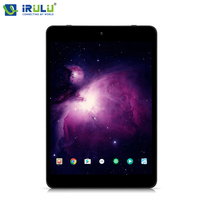 IRULU eXpro 5 S Tablet Android 7.0 RAM 1 GB ROM 16 GB 7.85 polegadas 1024*768 IPS HD Display GMS Certificated Preto Branco Tablet PC
