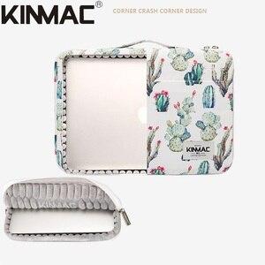 """Image 3 - 2020 nouvelle marque Kinmac sac à main étui pour ordinateur portable 12 """",13"""",14 """",15"""",15.6 """", sac pour MacBook Air Pro, vente en gros livraison gratuite KS005"""