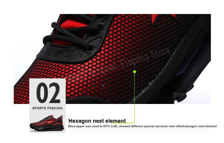 ONEMIX Breathable Mesh Running Shoes for Men Women Sneakers Comfortable Sport Shoes for Outdoor Jogging Trekking Walking 12