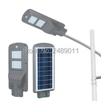 20W 40W 60W Outdoor Garden Park Road Path Waterproof Solar Power LED Street Light Lamp