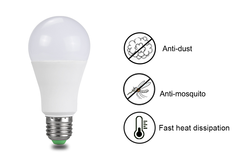 15W 20W 85-265V  RGBW LED Light Bulb Music Control 20 Modes Apply to IOS Android (13)