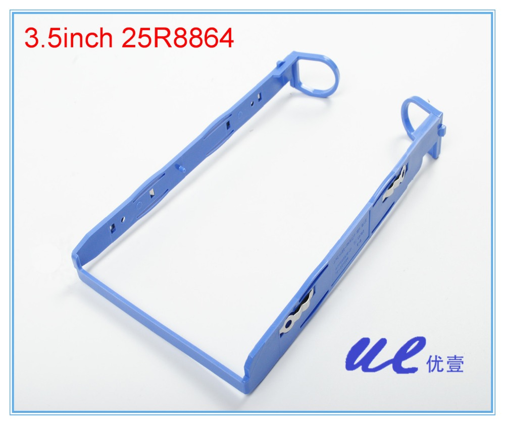 External Storage 25r8864 3.5 Sata Hard Drive Tray /caddy/sled/bracket For Ibm X206m X3200/x3250/x3400m3 Free Shipping