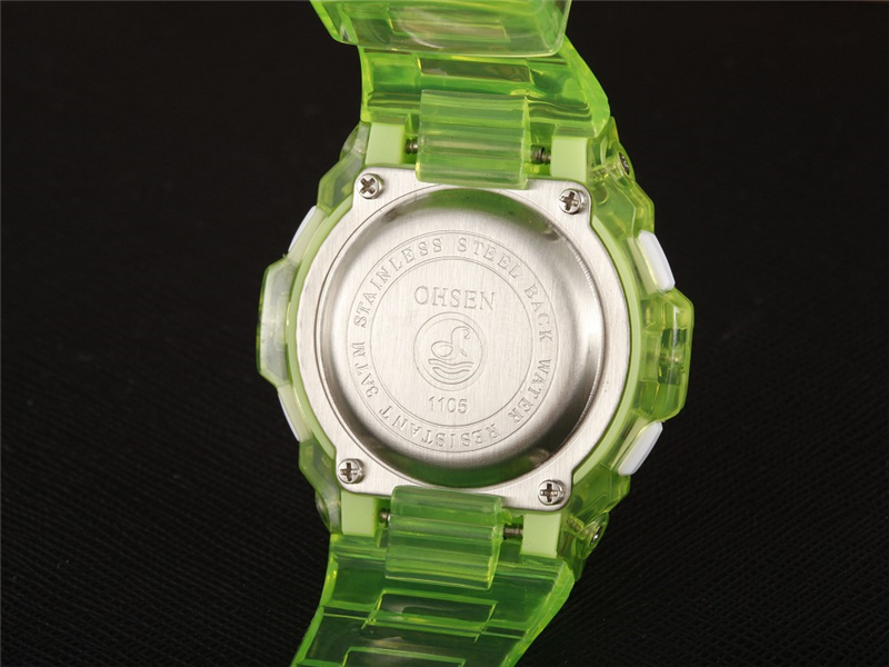 OHSEN Kids Watches Children Digital LED Fashion Sport Watch Cute Boys Girls Wrist watch Waterproof Gift Watch Alarm Kids Clock (18)