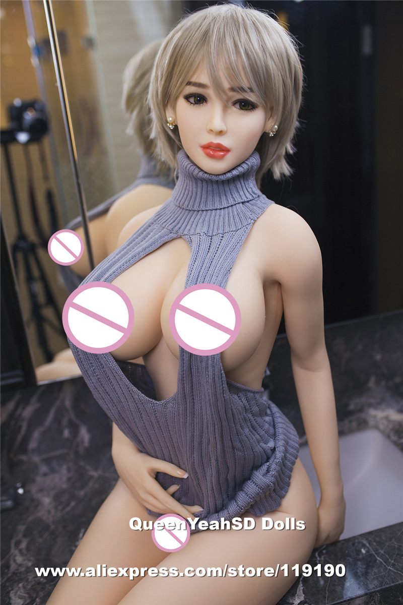 NEW 170cm Real Silicone Sex Dolls Big Boobs Japanese Adult Vagina Anus Oral Love Doll For Men Realistic Pussy Sexy Toy 2016 new big chest long legs 150cm japanese sex doll 100