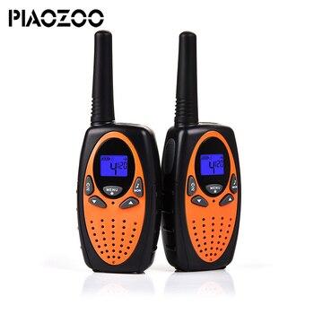 Горячие игрушки иди и болтай walkie talkiet комплект 2 шт. беспроводной телефон Радио-антенна портативная детская радиоселектор Hf частоты TransceiverP20