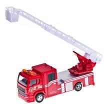 Пожарная машинка DREAM MAKERS Big Motors инерционная