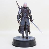 The Witcher 3 Wild Hunt Geralt Figure Dark Horse Deluxe Geralt Of Rivia Eredin PVC Action Figure Collectible Model Doll Toy