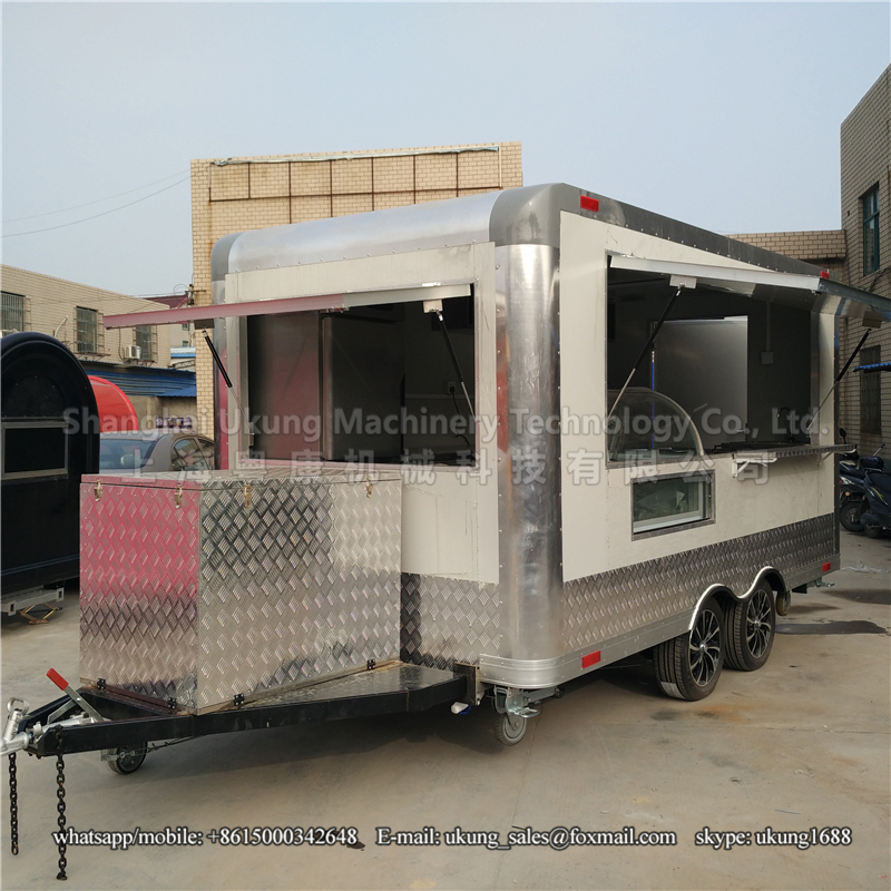 Buy 2017 ce approved new designl outdoor for Food truck design app