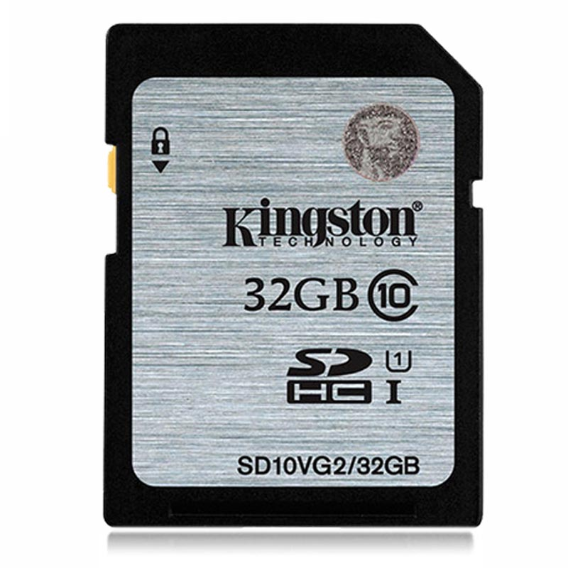 Kingston Speicherkarte 32 gb SDHC SDXC Digitale Klasse 10 Karte 32 gb cartao de Memoria carte sd tarjeta Für Digitalkamera SD karte