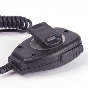 Image 3 - 2PCS Baofeng Speaker Mic Walkie Talkie Microphone Speaker MIC Accessories for Baofeng UV 5R BF 888 Baofeng UV 82 Two way radio.