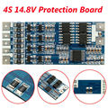 4S 14.8V 8A Li-ion Lithium Single 18650 Battery PCB Protection Board With Balance Function Free Shipping