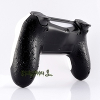 Textured Black Comfortable Back Housing Cover For PS4 Slim Pro Game Controller JDM 040 JDM 050