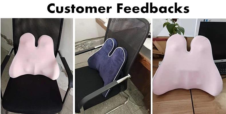 HTB1GR7lMgHqK1RjSZFgq6y7JXXaR PurenLatex Memory Foam Waist Lumbar Side Support Pillow Spine Coccyx Protect Orthopedic Car Seat Office Sofa Chair Back Cushion