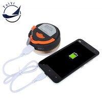 Mini 3 W USB Şarj Edilebilir Su Geçirmez CREE XPE 3 Modu LED açık Yürüyüş Kamp Gece Lambası Balıkçılık Altın kenar Fener Çadır lamba