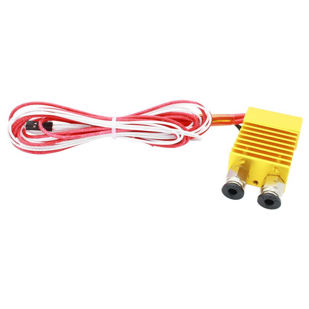 1.75 mm 3D Printer E3D Single Color Mixing Extruder Head With All-Metal Extrusion Head Hot End Remote E3D Upgraded Version (1)