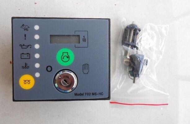 Auto start Deep Sea Generator Controller 702 replace DSE702 dse5110 deep sea controller generator controller ats moduel
