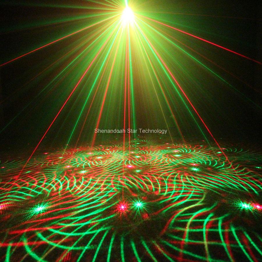 Adapter samochodowy wtyczka RG laser trąba powietrzna 4 wzory Pole - Oświetlenie komercyjne - Zdjęcie 3
