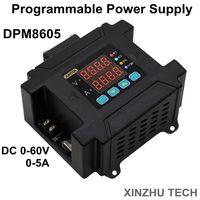 DPM8605 0 60V Digital Programmable Power Supply Constant Voltage current DC DC Power Supply buck Voltage converter