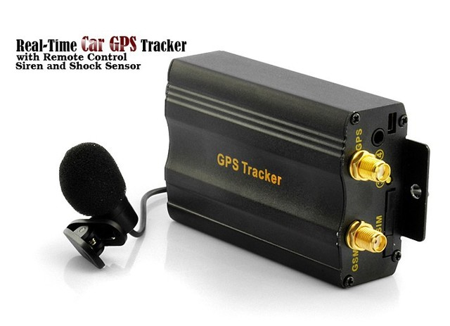 Brazil top sell car accessories gps tracker tk103b with 1 year ...