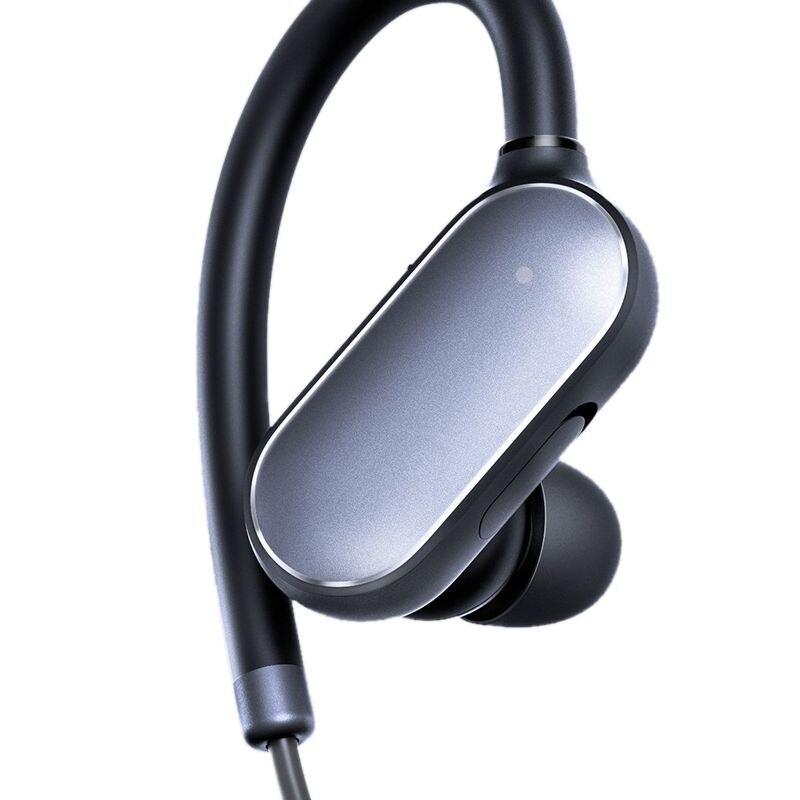 Original Xiaomi Mi Sport Bluetooth Headset,Xiaomi Wireless Sports Earbuds IPX4 Waterproof Earphone for iPhone Samsung Macbook