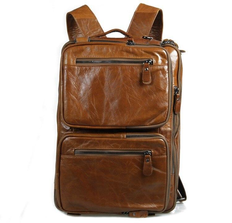 Nesitu Zwart Bruin Koffie Echt Leder Mannen Briefcase Portfolio Business Travel Schouder Messenger Bags Hoge Kwaliteit M7014-in Aktetassen van Bagage & Tassen op  Groep 3
