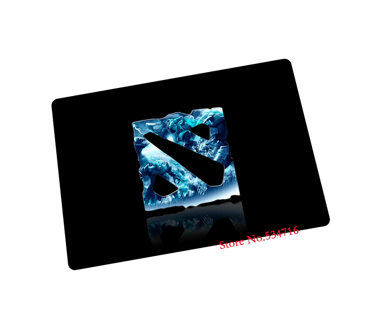 Dota 2 mouse pad High-end HD Wallpaper game pad to mouse notebook computer mouse mat brand gaming mousepad gamer laptop jogos