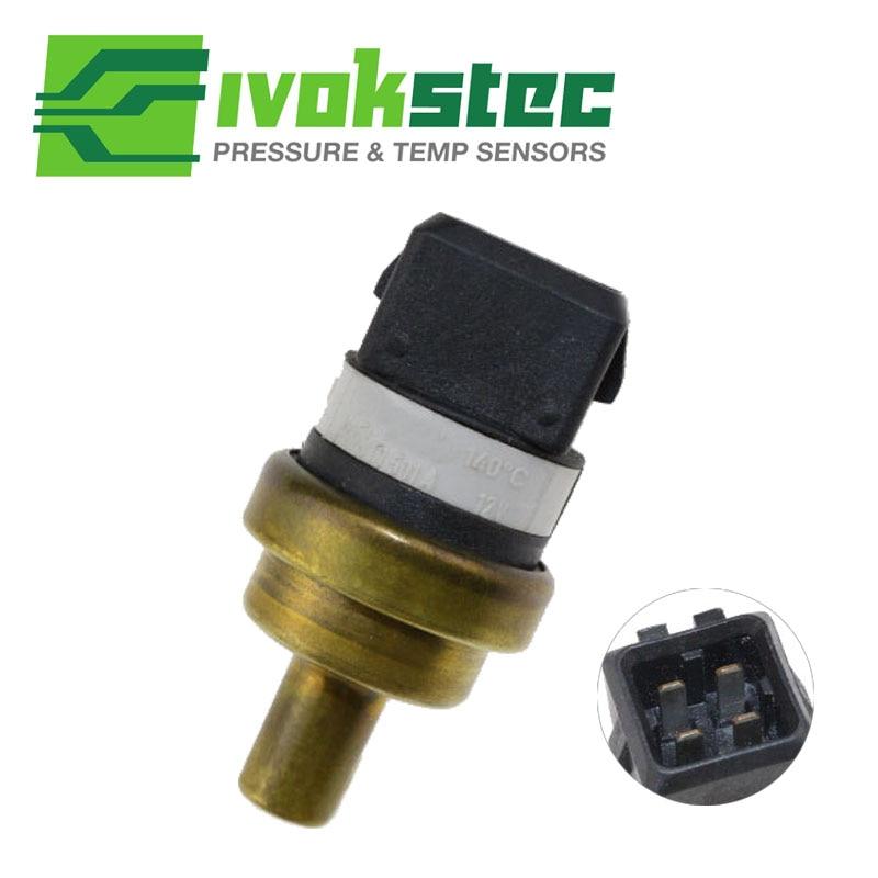 Original Coolant Temperature Switch For Audi A4 S4 A6 2.8L 058919501A 058 919 501A 12V
