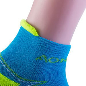 Image 5 - AONIJIE E4090 Outdoor Sports Running Athletic Performance Tab Training Cushion Quarter Compression Socks Heel Shield Cycling