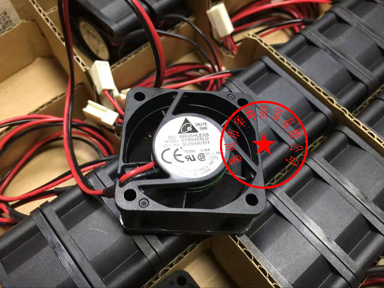 For DELTA 4cm 4020 5V EFB0405HD EFB0405LD EFB0405MD Cooling Fan Cooling Fan For DaHua DVR 5V