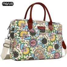 MOSISO 2019 New Laptop Bag 14 14.6 15 15.6 inch Notebook Shoulder Bag for MacBook Pro 15 Case Women Messenger Handbag Briefcase