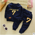 2016 Hitz children's clothing boys suit cotton bud piece 1-2-3-4, 7-year-old fashion treasure warm