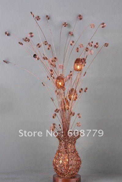 LRF061--Free Shipping Decorative Art Handmade Floor Lamp