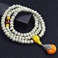 Natural Uma Pulseira XingYue Bodhi 108 Contas Acessórios Jóias Japa Mala Budismo Tibetano Amuleto Pulseiras de Madeira Do Vintage