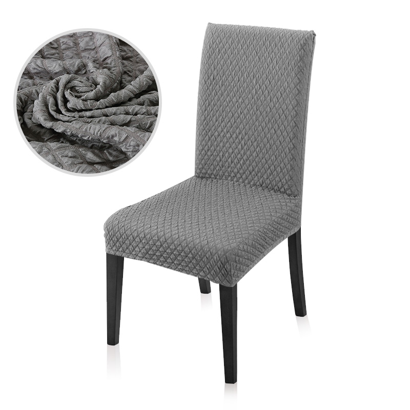 Aliexpress Jacquard Stretch Chair Covers For Dining Room Living Kitchen Restaurant Wedding Decor Parson Slipcovers Spandex From