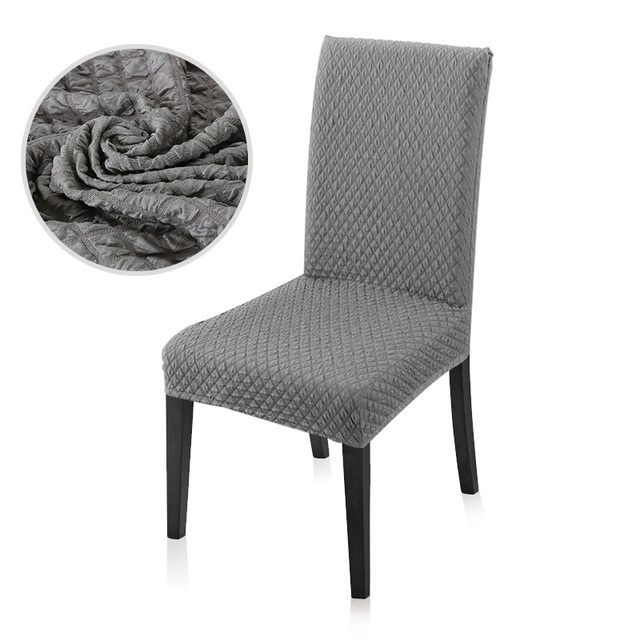 black parson chair covers portable picnic jacquard stretch for dining room living kitchen restaurant wedding decor slipcovers spandex