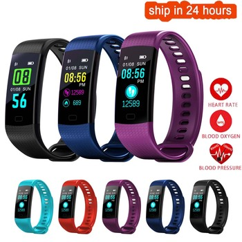 K11 Color Screen Smart Wristband Sports Bracelet Heart Rate Blood Pressure Monitor Fitness Tracker for Nokia Lumia 930 920 925