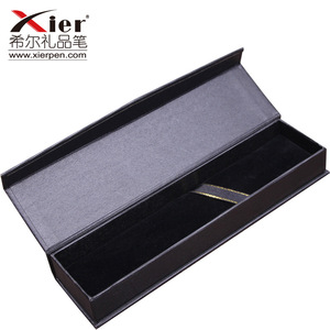 Image 3 - 10pcs/set Korea selling gift box creative school office stationery gift pen box black business pen box