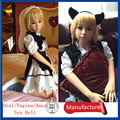 real silicone sex dolls robot japanese realistic intelligent heating silicone doll/ Simulation vagina human voice adult toy doll